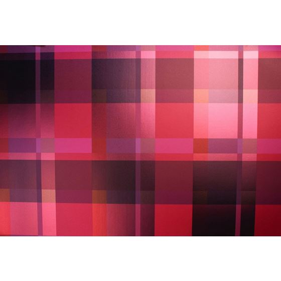 Acid Plaid Acid Plaid Burgundy/Gray OS109-04 Type II